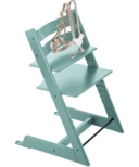 Stokke Tripp Trapp Classic Chair Aqua Blue
