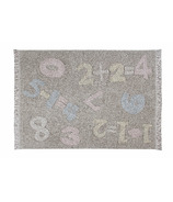 Lorena Canals Baby Numbers Rug