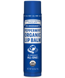 Dr. Bronner's Magic Organic Lip Balm Peppermint