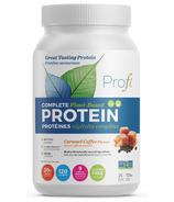 Profi Protéines végétales en poudre Café au caramel