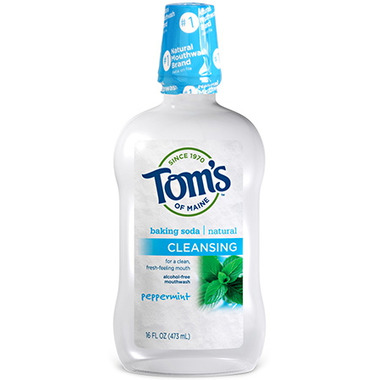 Tom\'s of Maine Cleansing Mouthwash