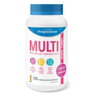 Progressive MultiVitamins Prenatal Formula