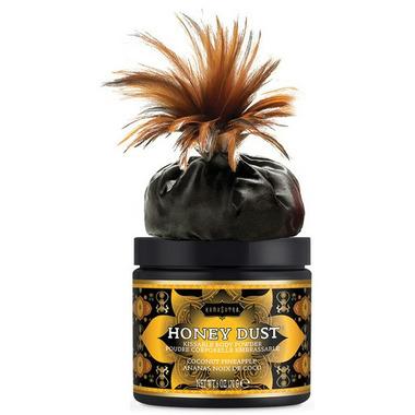 Kama Sutra Honey Dust Body Powder Coconut Pineapple