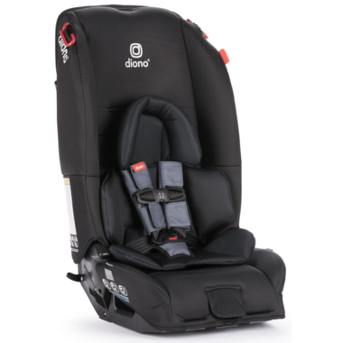 Diono Radian 3RX Convertible Car Seat Black