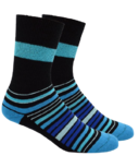 Dr. Segal's Diabetic Socks Blue Stripe