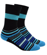Dr. Segal's Diabetic Socks Blue Stripe