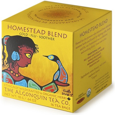 Algonquin Homestead Tea