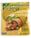 The Pure Wraps Coconut Wraps Curry