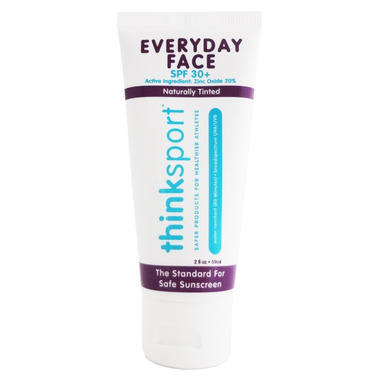 thinksport Everyday Face Sunscreen