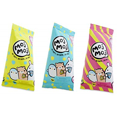 The Original Moj Moj Squishy Toys Series 1