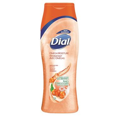Dial Omega Moisture Body Wash