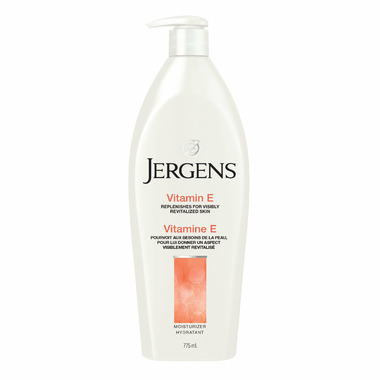 Jergens Vitamin E Replenishing Moisturizer