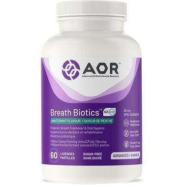 AOR Breath Biotic Mint Flavour