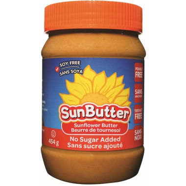 SunButter Sunflower Butter No Added Sugar