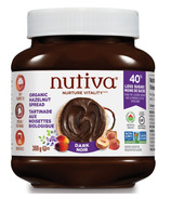 Nutiva Organic Dark Hazelnut Spread