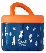 S'nack x S'well Disney Frozen 2 Trusty Sidekick Food Container Olaf