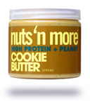 Nuts n More Cookie Butter Protein Peanut Spread