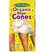 Let's Do...Organic Sugar Cones