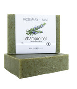 All Things Jill Rosemary + Mint Shampoo Bar