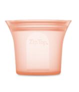 Zip Top Short Cup Peach