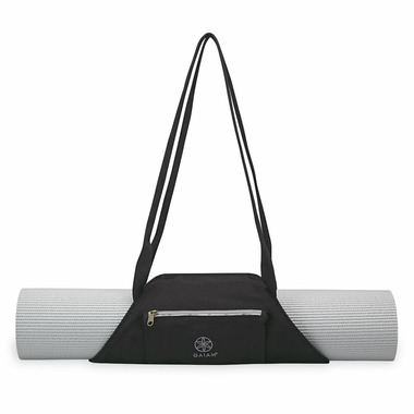 Gaiam On-The-Go Mat Carrier Granite Storm