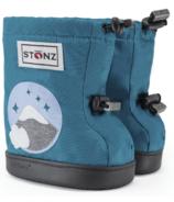 Stonz Toddler Booties with Hidden Elastic Mountain