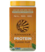 Sunwarrior Classic Plus Protein Natural