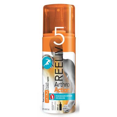 REELIV5 Arthro Action Topical Spray