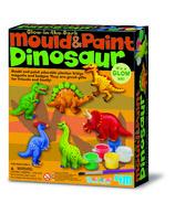 4M Glow Dinosaur Mould & Paint