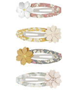 Mimi & Lula Meadow Floral Clips