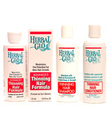 Herbal Glo 3-Step Thinning Hair System