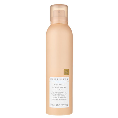 Kristin Ess Hair Rose Gold Temporary Tint