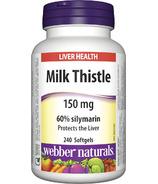 Webber Naturals Milk Thistle