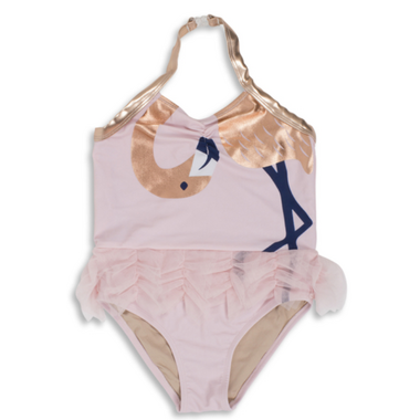 Shade Critters Swimsuit Let\'s Flamingle