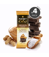 RAW REVOLUTION GLO-Peanut Butter Dark Chocolate & Sea Salt Bundle