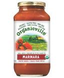 Organicville Marinara Pasta Sauce