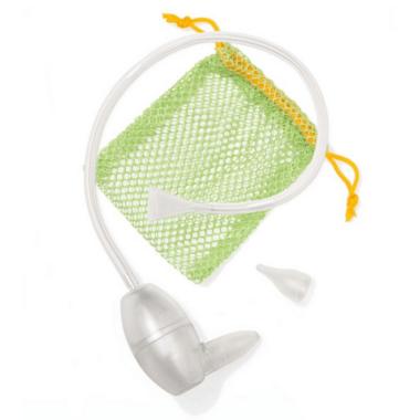 BabyComfy Nasal Aspirator Crystal