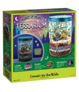 Creativty for Kids Grow N' Glow Terrarium