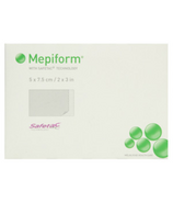 Mepiform Self-Adherent Soft Silicone Dressing for Scar Care