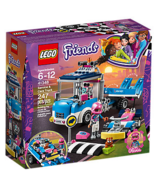 LEGO Friends Service and Care Truck