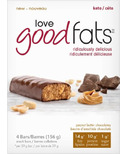 Love Good Fats Peanut Butter Chocolatey Bars