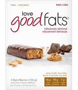 Love Good Fats Peanut Butter Chocolatey Snack Bar