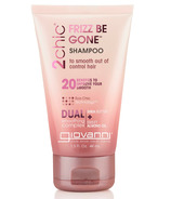 Giovanni 2chic Frizz Be Gone Shampoo Travel Size
