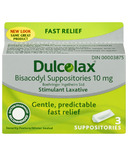 Dulcolax Fast Relief Stimulant Laxative