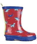 Hatley Scooting Dinos Rain Boots