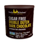 Castle Kitchen Chocolat noir double hollandais sans sucre