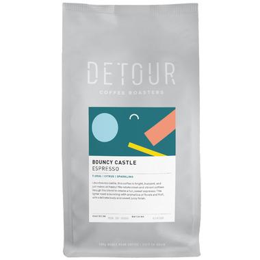 Detour Coffee Roasters Bouncy Castle Espresso Whole Bean Coffee