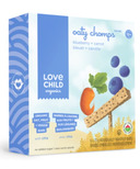 Love Child Organics Blueberry & Carrot Oaty Chomps