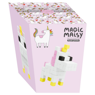 Magic Maisy Foam Pixel