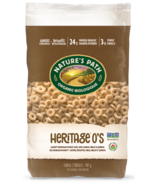 Nature's Path Organic Heritage O's Cereal Eco Pack